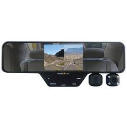 Falcon Zero Falcon F-360 HD Rear View Mirror Car Dash Camera with DVR