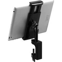 On-Stage Grip-On Universal Device Holder System with Bullnose Clamp