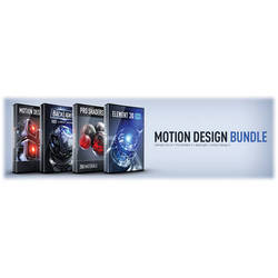 Video Copilot Motion Design Bundle (Download)