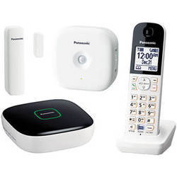 Panasonic DIY Wireless Home Safety Starter Kit