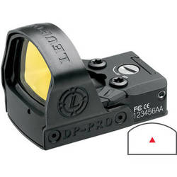 Leupold DeltaPoint Pro Reflex Sight (7.5 MOA Delta Reticle)