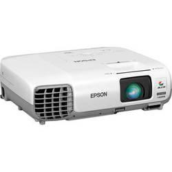 Epson PowerLite 99WH 3000 Lumen WXGA 3LCD Multimedia Projector