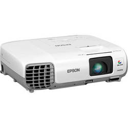 Epson PowerLite S27 2700 Lumen SVGA 3LCD Multimedia Projector