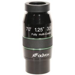 "Olivon 3.5mm 70° Wide-Angle Eyepiece (2"" / 1.25"")"
