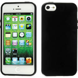 Xuma Flex Case for iPhone 5, 5s & SE (Black)
