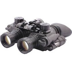 Newcon Optik NVS-15 Autogated 3rd Gen NVD Binocular with a Headgear