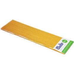 3Doodler PLA Single Color Plastic Pack (Gangsta Gold, 25 Strands)