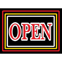 """Porta-Trace / Gagne LED Light Panel with Open Logo (24 x 36"""")"""