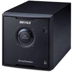 Buffalo DriveStation Quad 24TB 4-Bay USB 3.0 RAID Array (4 x 6TB)