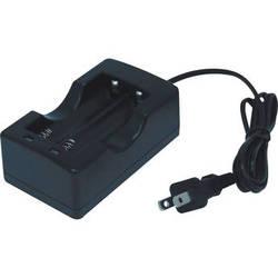 Bigblue Battery Charger Dual 18650 for AL1000NP, AL1000WP, AL1000XWP, or CF1000P Light