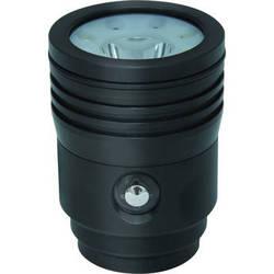 Bigblue VTL2800P Video and Technical LED Dive Light Head (Black)