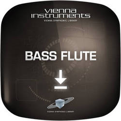 Vienna Symphonic Library Bass Flute - Vienna Instrument (Standard Library, Download)