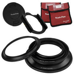 FotodioX WonderPana Absolute Core Unit Kit for Rokinon/Samyang 14mm Lens with Pro 130mm Filter Holder
