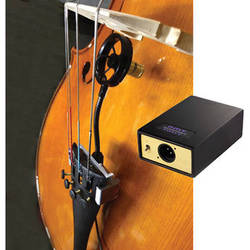 AMT S19B Studio Tailpiece-Mounted Cello Microphone System
