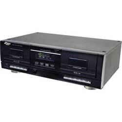 Pyle Pro Dual Cassette Deck with MP3 Converter