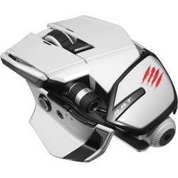 Mad Catz Office R.A.T. Wireless Mouse (White)
