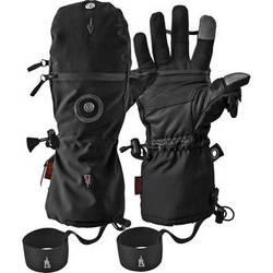 The Heat Company HEAT 3 SMART Cold Weather Touchscreen Gloves (Men's XXL, Black)