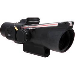 Trijicon 2x20 TA47 ACOG Riflescope (6.9 MOA Red Dot Reticle)