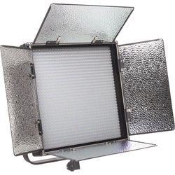 ikan IFD1024 Featherweight Daylight LED Flood Fixture with AB and V-Mount Plates