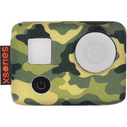 XSORIES TuXSedo Lite Camera Jacket for GoPro Hero (Jungle Camo)