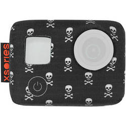 XSORIES TuXSedo Lite Camera Jacket for GoPro Hero (Skully Bones)