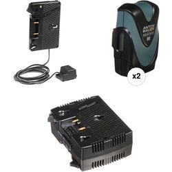 Anton Bauer QR-VBG Kit 2 for Panasonic AF100