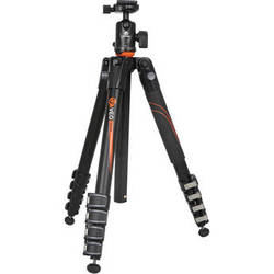Vanguard VEO 265AB Aluminum Tripod with TBH-50 Ball Head