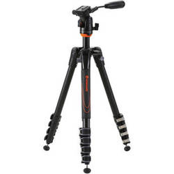 Vanguard VEO 235AP Aluminum Tripod with PH-25 2-Way Pan/Tilt Head