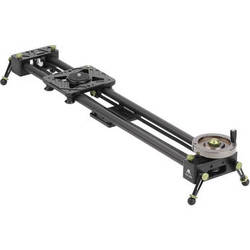 "Axler 30"" Pro Camera Slider with Flywheel"