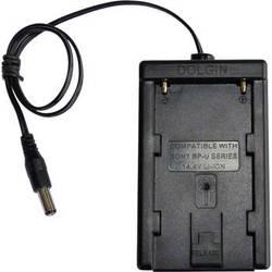 Dolgin Engineering EX-V Plus Adapter for Sony BP-U30/BP-U60 Battery