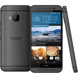 HTC One M9 32GB Smartphone (Unlocked, Dark Gunmetal)