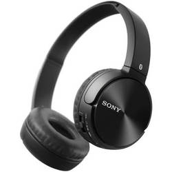 Sony MDR-ZX330BT Bluetooth Stereo Headset (Black)