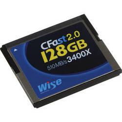 Wise Advanced 128GB CFast 2.0 Memory Card