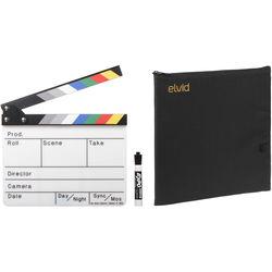 """Alan Gordon Enterprises 11x9"""" Scene Slate with Marker & Soft Case Kit"""