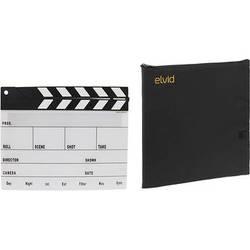 Cavision Next-Generation Black & White Clapper Slate and Soft Case Kit