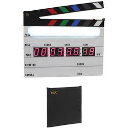 "Cavision 11x7"" Next-Generation Clock Slate Plus & Soft Case Kit"