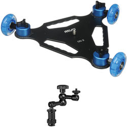 Revo Tri Skate Tabletop Dolly & Articulating Arm Kit