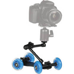 Revo Quad Skate Tabletop Dolly & Articulating Arm Kit