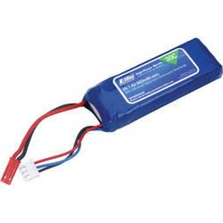 E-flite 800mAh 2S 7.4V 30C LiPo Battery for RC Equipment
