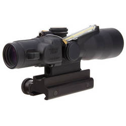 Trijicon 3x30 TA33 ACOG Riflescope (Amber Crosshair 300BLK Ballistic Reticle)