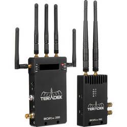 Teradek Bolt Pro 2000 3G-SDI/HDMI Wireless Video Transceiver Set