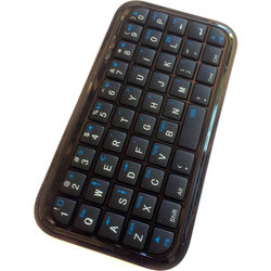 Prompter People Bluetooth Keyboard Remote Control for iCUE iPad App