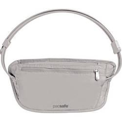 Pacsafe Coversafe 100 Secret Travel Waist Wallet (Neutral Gray)