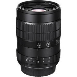 Venus Optics Laowa 60mm f/2.8 2X Ultra-Macro Lens for Nikon F