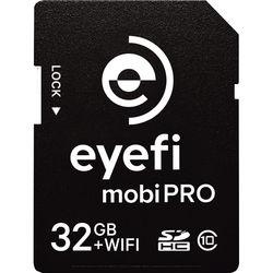 Eyefi 32GB Mobi Pro SDHC Wi-Fi Memory Card (Class 10)