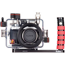 Ikelite Underwater Housing with TTL Circuitry for Panasonic Lumix DMC-GX7