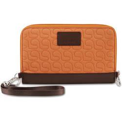 Pacsafe RFIDsafe W200 RFID-Blocking Travel Wallet (Apricot)