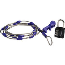 Pacsafe Wrapsafe Anti-Theft Adjustable Cable Lock