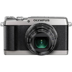 Olympus Stylus SH-2 Digital Camera (Silver)