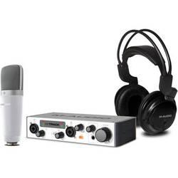 M-Audio Vocal Studio Pro II Bundle with USB Audio Interface, Microphone, Headphones, & Software